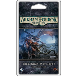 Arkham Horror CG - The Labyrinths of Lunacy