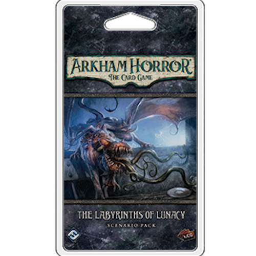 Arkham Horror CG - The Labyrinths of Lunacy