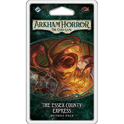 Arkham Horror CG - The Essex County Express