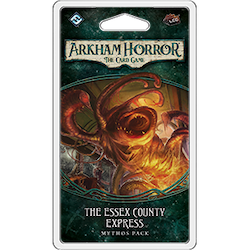 Arkham Horror CG - The Essex County Express
