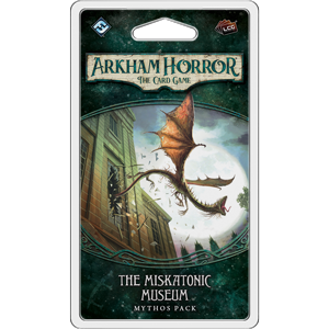 Arkham Horror CG - The Miskatonic Museum