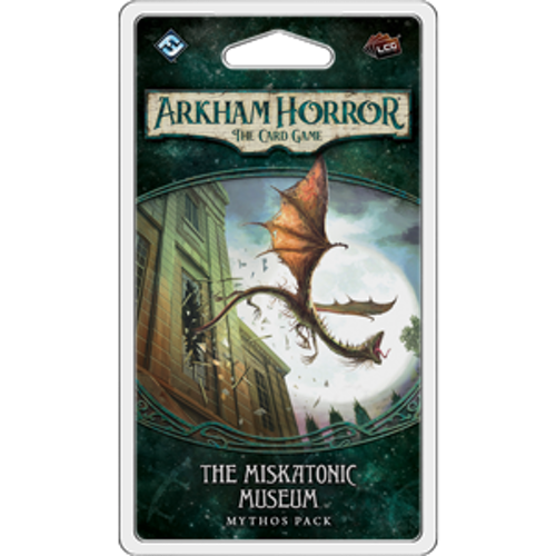 Arkham Horror CG - The Miskatonic Museum