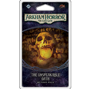 Arkham Horror CG - The Unspekable Oath