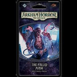 Arkham Horror CG - The Pallid Mask