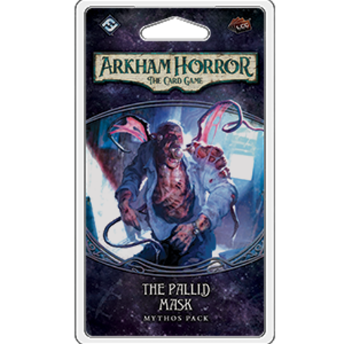 Arkham Horror CG - The Pallid Mask