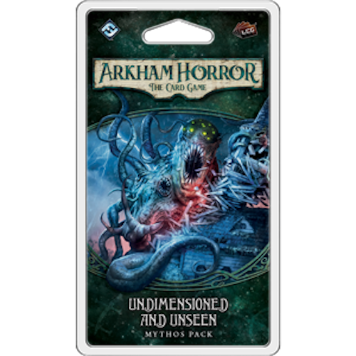 Arkham Horror CG - Undimensioned and Unseen