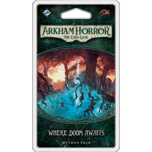 Arkham Horror CG - Where Doom Awaits