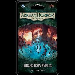 Arkham Horror CG - Where Doom Awaits