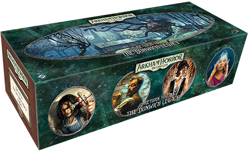 Arkham Horror CG: Return to the Dunwich Legacy