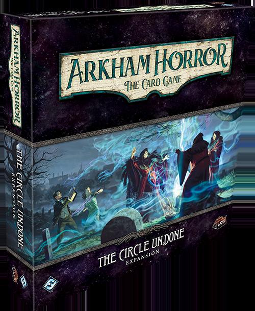 Arkham Horror CG: The Circle Undone Deluxe