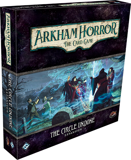 Arkham Horror CG: The Circle Undone Deluxe