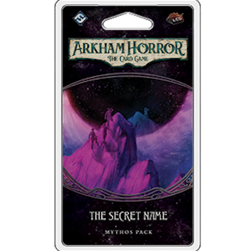 Arkham Horror CG: The Secret Name Mythos Pack