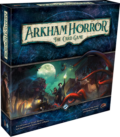 Arkham Horror: The Card Game Core Set