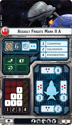 Armada: Assault Frigate Mark II Expansion Pack