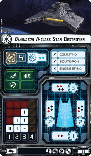Armada: Gladiator-class Star Destroyer Expansion P