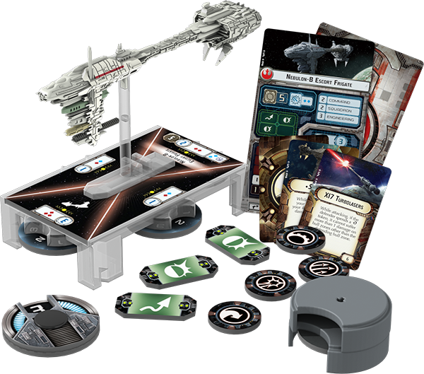 Armada: Nebulon-B Frigate