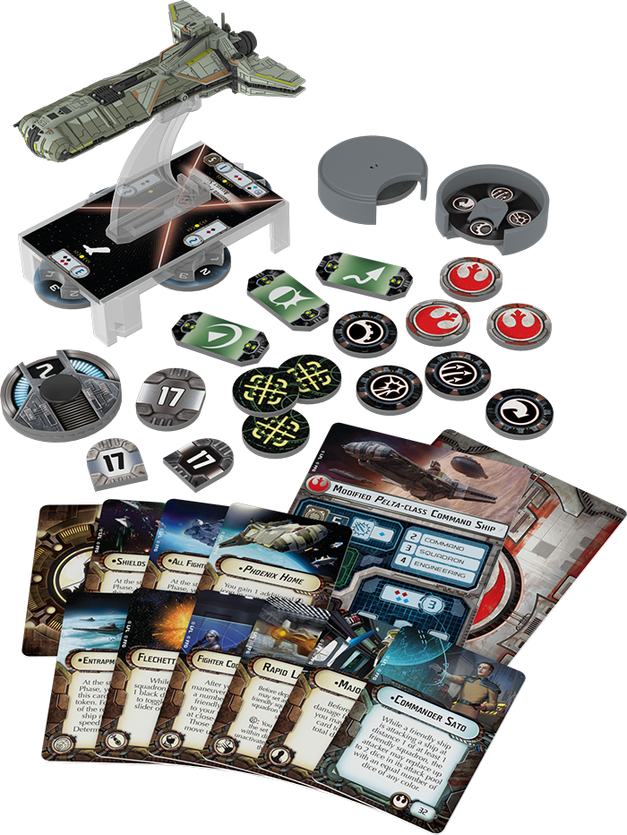 Armada: Phoenix Home Expansion Pack