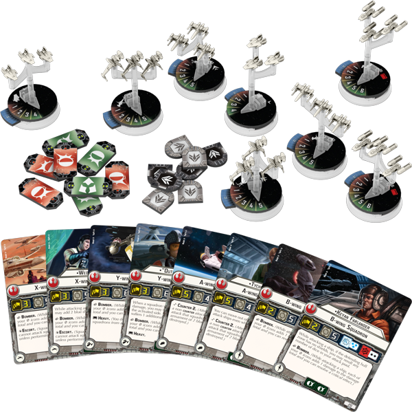 Armada: Rebel Fighter Squadrons Expansion Pack