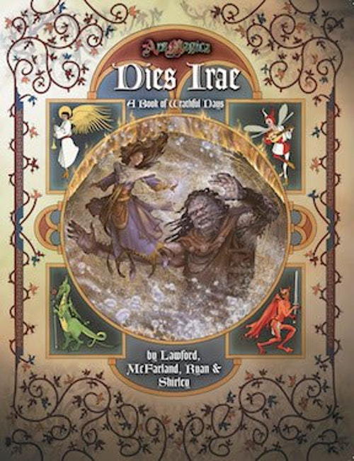 Ars Magica: Dies Irae - A Book of Wrathful Days (5th Edition)