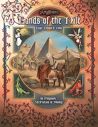 Ars Magica: Lands of the Nile (5th Edition)