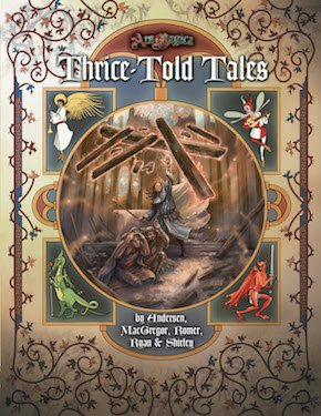 Ars Magica: Thrice-Told Tales (5th Edition)