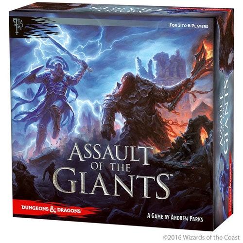 Assault of the Giants