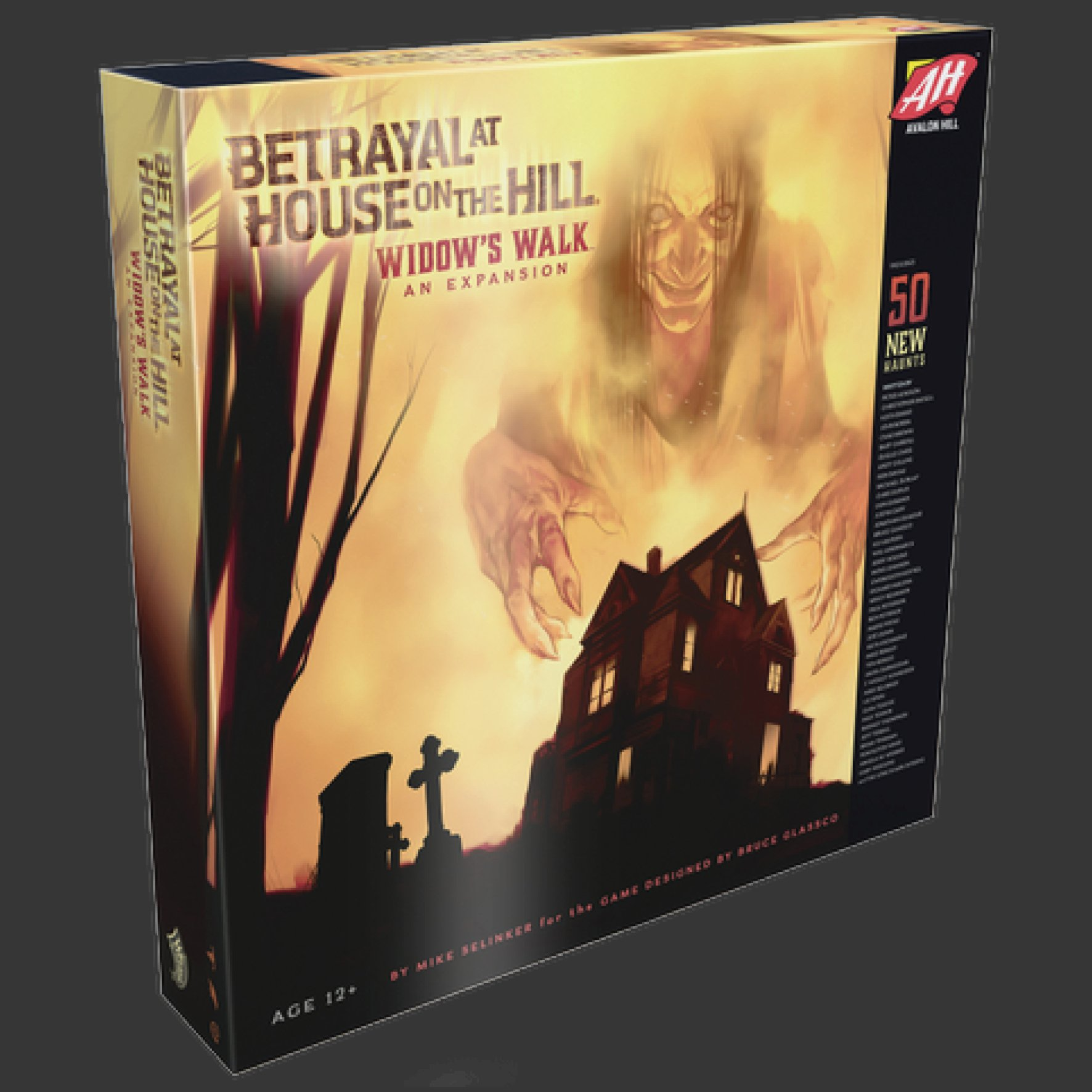 Betrayal at House on the Hill: Widow's Walk (expansion)