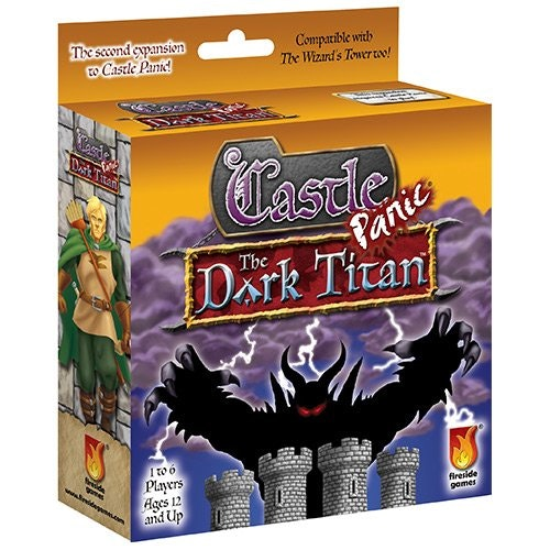 Castle Panic The Dark Titan