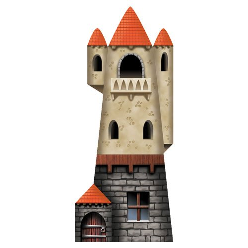 Castle Panic The Wizard's Tower