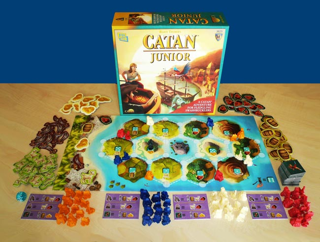 Catan Junior (SVENSKA)
