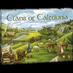 Clans of Caledonia