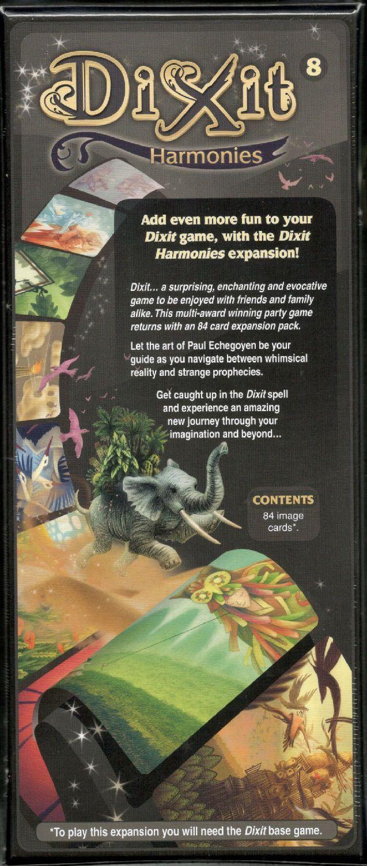 Dixit 8 Harmonies (Expansion)