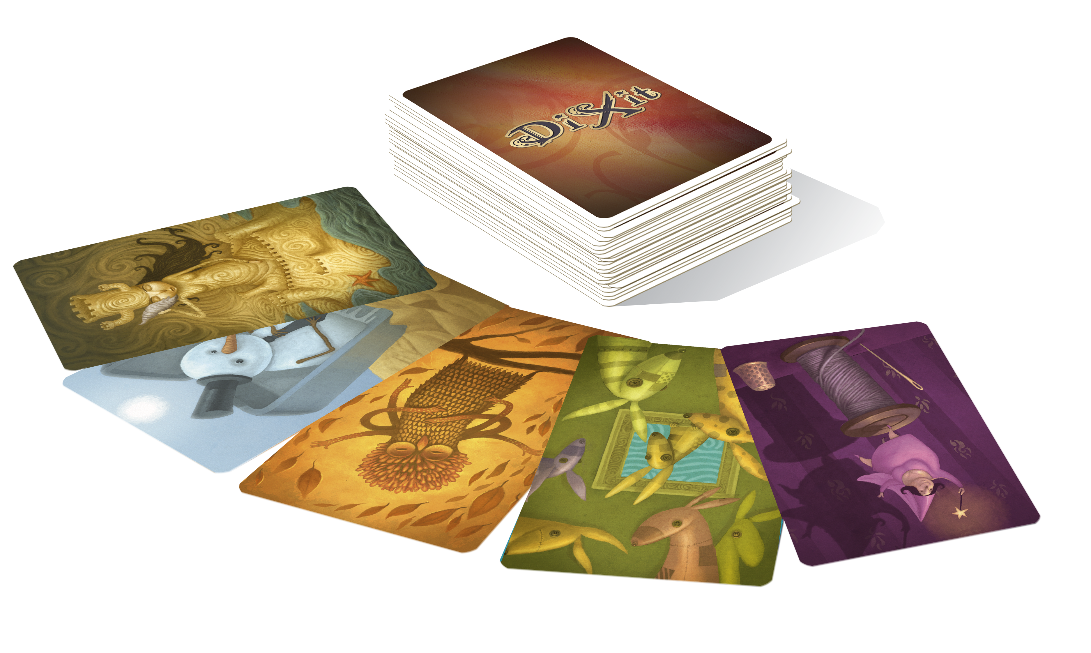 Dixit: Daydreams - expansion 5