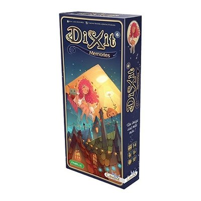 Dixit: Memories - expansion 6