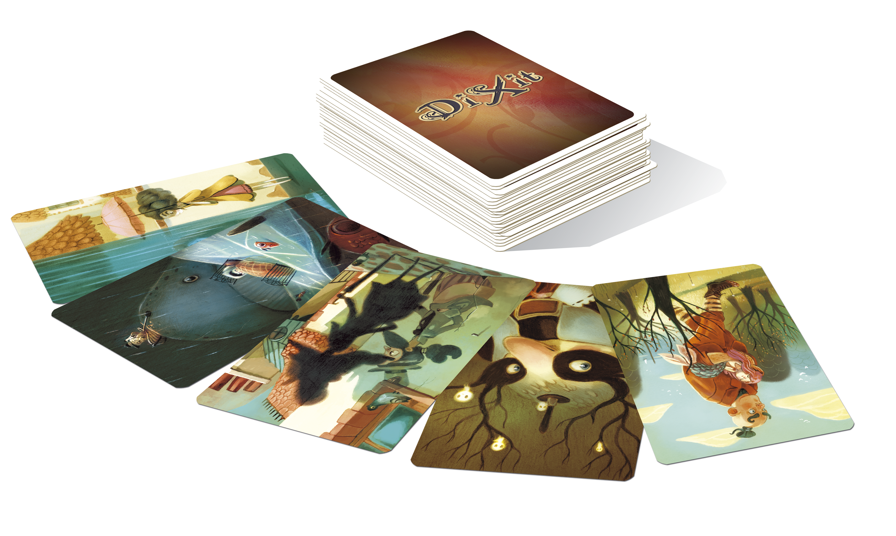 Dixit: Origins - expansion 4