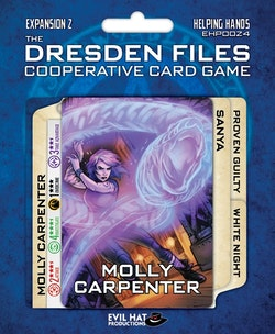 Dresden Files Cooperative Card Game: Helping Hands