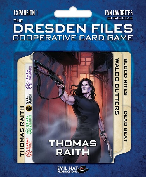 Dresden Files: Fan Favorites (Expansion)