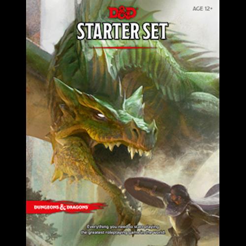 Dungeons & Dragons 5th Ed Starter Set