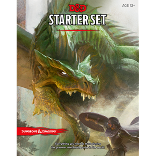 Dungeons & Dragons 5th Ed Starter Set