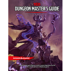 Dungeons & Dragons 5th Ed: Dungeon Master's Guide
