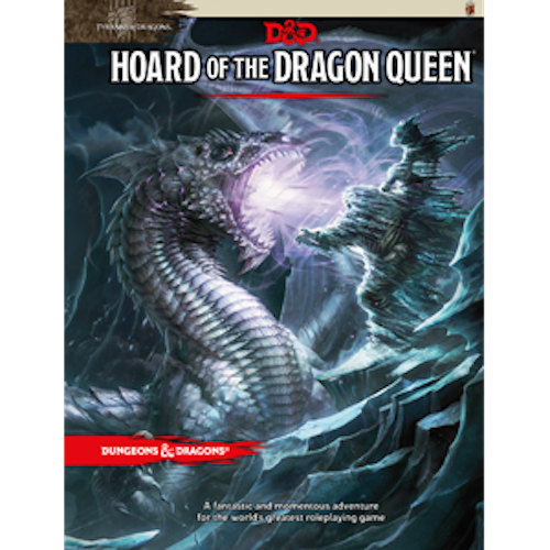 Dungeons & Dragons 5th Ed: Hoard of the Dragon Queen
