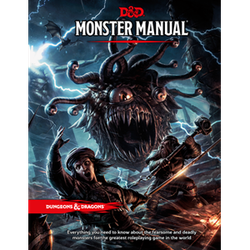 Dungeons & Dragons 5th Ed: Monster Manual