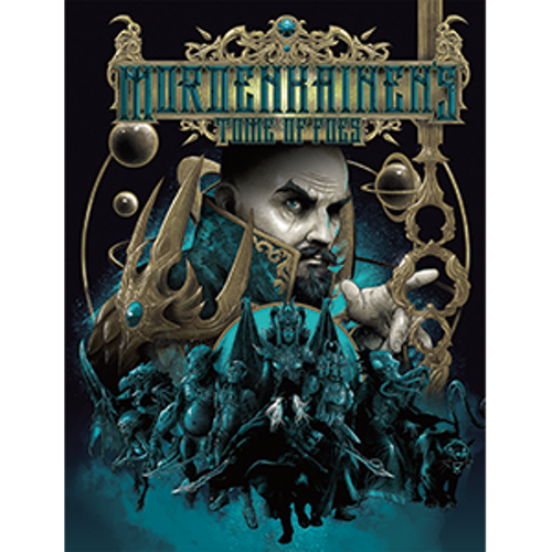 Dungeons & Dragons 5th Ed: Mordenkainen's Tome of Foes Limited Edition