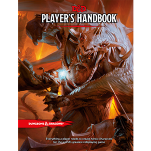 Dungeons & Dragons 5th Ed: Player's Handbook