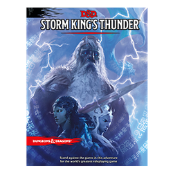Dungeons & Dragons 5th Ed: Storm King's Thunder