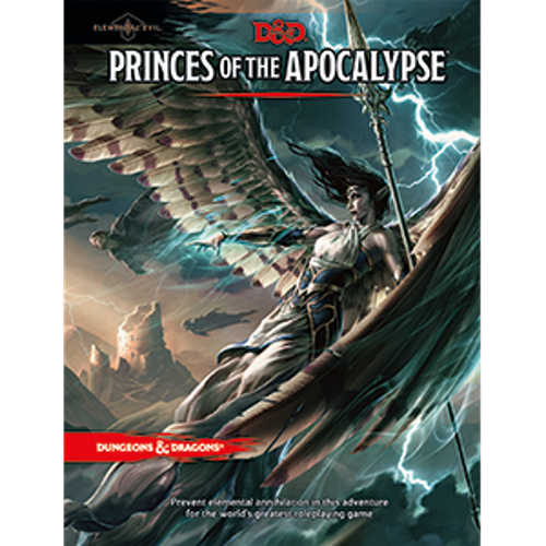 Dungeons & Dragons 5th Ed: Princes of the Apocalyse