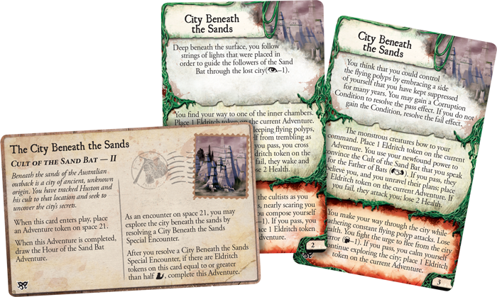 Eldritch Horror: Masks of Nyarlathotep (Expansion)