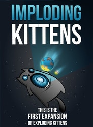 Exploding Kittens: Imploding Kittens (expansion)