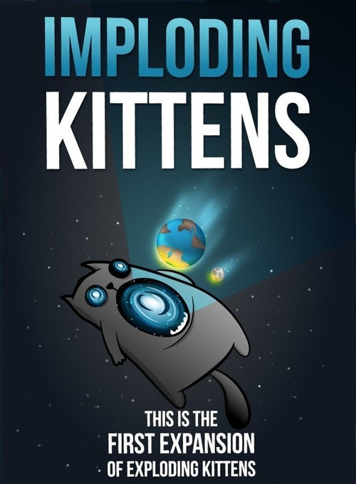 Exploding Kittens: Imploding Kittens (expansion)