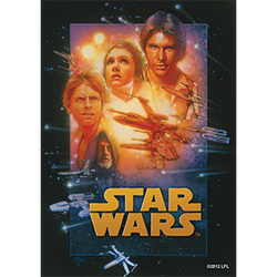 FFG Art Sleeves:  Star Wars - A New Hope
